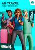 Packshot Les Sims 4 Au Travail (V2)
