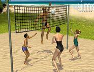 Sims1VacationVolleyball