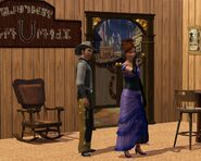 TS3 Movie Stuff Western theme 02