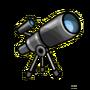 Telescopio Icono
