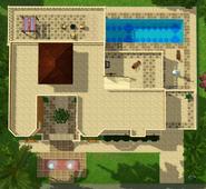 Casa del Sol (Telhado)