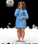 Les Sims 4 Au Travail Render 10