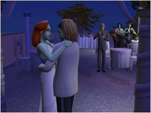 Maria De Crypt and Jasper Sim wedding