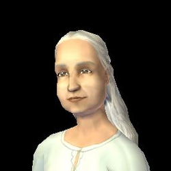 Portia Monty (Les Sims 2)