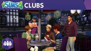 The Sims 4 Get Together Official Clubs Gameplay Trailer