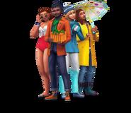 The Sims 4 Seasons Render 02
