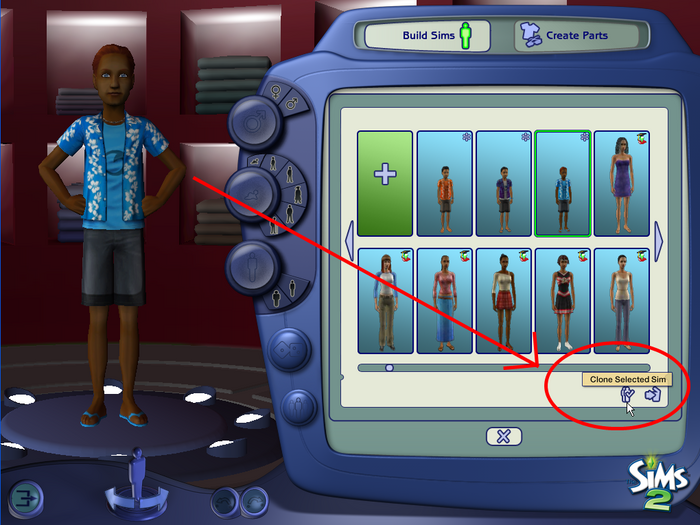 Ts2 extracting sims tutorial 9