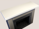 Fireplace/The Sims 4