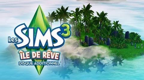 Les Sims 3 Ile de Rêve - Vidéo commentée de gameplay