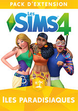 Les Sims 4: Iles paradisiaques