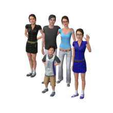 Redfield family portrait (book 2)