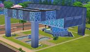 Центр творчества «Подвешенный модерн»