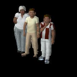 Baker family (Twinbrook)