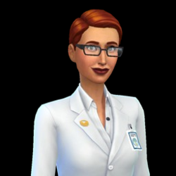 Circe Beaker (The Sims 4)