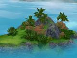 Islas escondidas