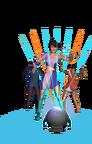 Les Sims 3 En route vers le futur Render 02