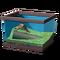 Лягушка с полосками