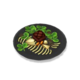 Салат с жареной грудинкой и квашеным клевером (блюдо)