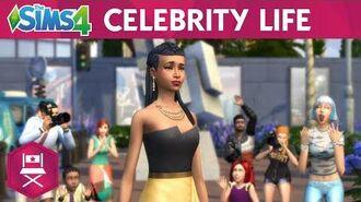 De Sims™ 4 Word Beroemd Trailer van het leven als celebrity