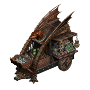 Dragon Cart