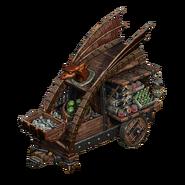 Dragon Cart