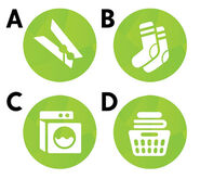 Laundry Day Stuff (Icons)