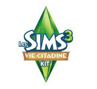 Logo Les Sims 3 Vie Citadine
