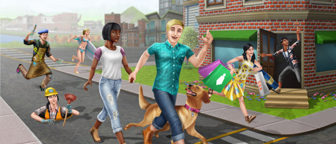 Los Sims FreePlay Portada 2