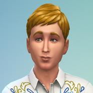 Malcolm Landgraab (The Sims 4)