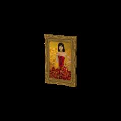 <b>Elvira Lápida</b> como símbolo de la fertilidad (cuadro de la <a rel=