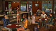 The Sims 3 University Life Screenshot 05