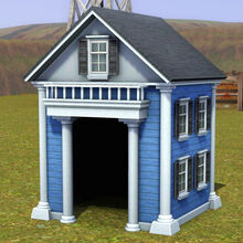 Ts3p twinbrook tandem pet house