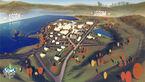 Les Sims 3 University Concept art 05
