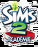 Logo Les Sims 2 Académie