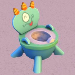 Monster Potty Partner