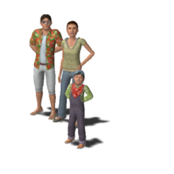 Parrott family (Appaloosa Plains)