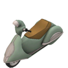 Scooter Supermóvil