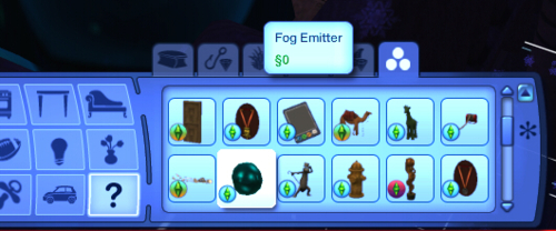 Game guide:Fog emitter | The Sims Wiki | FANDOM powered by Wikia