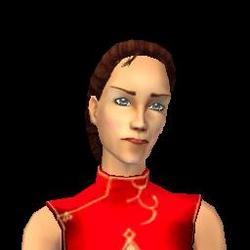 Goneril Capp (The Sims 2)