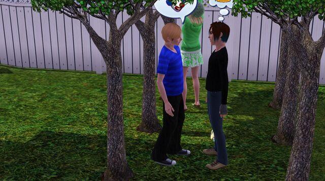 File:Isaac in garden.jpg