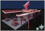 Les Sims 3 University Concept art 14