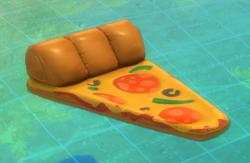 Pizza Paradise Float Lounger
