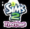 The Sims 2 FreeTime Logo