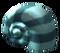 Ракушка лунной улитки (бирюзовая)
