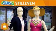 De Sims 4 Aan het Work Stilleven