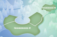 Granite Falls map concept