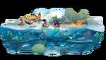 Les Sims 4 Iles paradisiaques Render 02