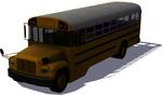 S3 car schoolbus