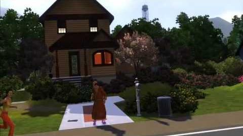 The Sims 3 - первый показ