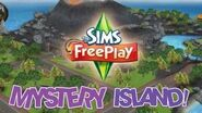 The Sims FreePlay - Mystery Island Update Walkthrough